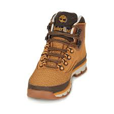 timberland euro hiker jacquard wheat shoes mid boots men chic