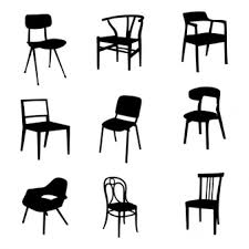Black And White Armchairs Chair Vectors Photos And Psd Files Free Download