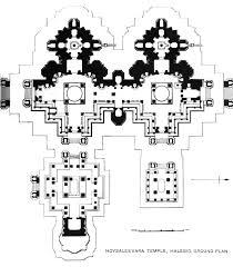 file halebid temple plan jpg wikimedia commons