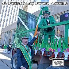 st patrick u0027s day parade toronto