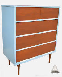 Mid Modern Furniture Mid Century Modern Dresser Makeover Prodigal Pieces