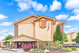 Fairview Inn At Six Flags Atlanta Super 8 College Park Atlanta Airport College Park Hotels Ga 30337