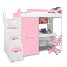Boston Study Bunk Bed - Study bunk bed