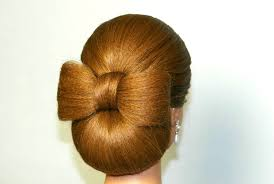 hair bow updo hairstyle for hair hair bow tutorial