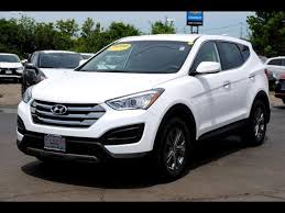 2014 hyundai santa used hyundai santa fe sport 2 4l awd michaud certified pre owned