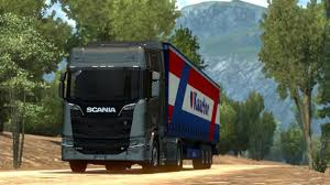 Truck Route Maps 1 30 Euro Truck Simulator 2 Map Mortal Routes Mods Youtube