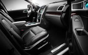 Ford Explorer Black - ford explorer 2014 black interior 2015 ford explorer xlt interior