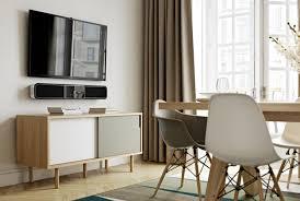 2 Door Tv Cabinet White Wooden Tv Cabinets Uk