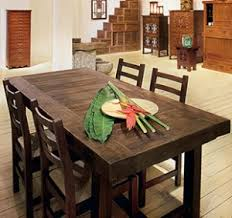 Beautiful Solid Wood Dining Room Tables Gallery Room Design - Solid dining room tables