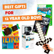 gifts for 12 year boys 2017 gift gifts and