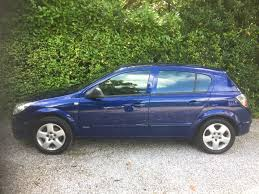vauxhall astra 1 4 breeze 5dr manual for sale in preston