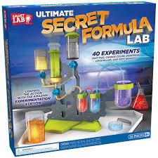 amazon com smartlab toys ultimate secret formula lab smartlab