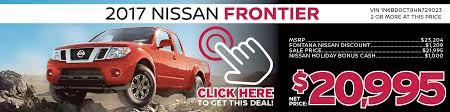 nissan finance payment holiday new nissan dealer in ontario riverside san bernardino fontana