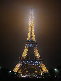 eiffel tower christmas lights eiffel tower with christmas lights christmas lights tower and lights