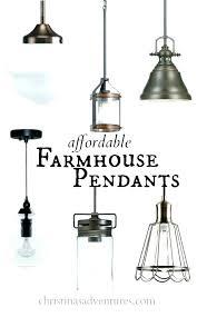 copper farmhouse pendant light farmhouse light pendant s 9 copper farmhouse pendant light