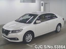 brand new 2016 toyota allion pearl for sale stock no 53864