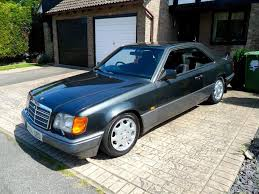 future mercedes mercedes coupe e220 w124 1995 mot till june 2018 great future