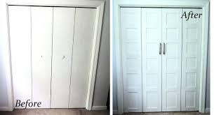 Lowes Folding Closet Doors Fascinating Bedroom Doors Bif Doors Bif Closet Doors Bi Fwardrobe
