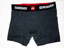 Harga Boxer Quiksilver celana dalam quiksilver wordmark boxer brief mens grey white