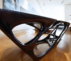 mesa table design zaha hadid architects furniture
