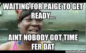 Paige Meme - meme
