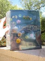 essential oils desk reference 7th edition big full size large book 7th young living essential oils desk