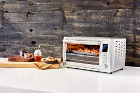 Burning Toaster Deluxe Toaster Oven With Convection Heating Krups