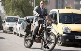 range rover truck in skyfall move over aston martin honda featured in new james bond film
