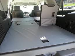 gmc yukon trunk space canvasback cargo liner for the gmc yukon xl from wooska