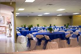 rincon real hall decorations wedding anniversary reception