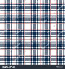 scottish plaid seamless vector pattern stock vector 296782712