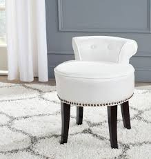 vanity chair for bathroom vanity set with lighted mirror makeup
