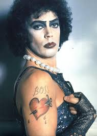 sweet tim curry in rocky horror picture show