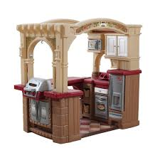 Kitchens For Kids by Step2 Grand Walk In Kitchen And Grill Review Kids Toys Home