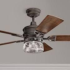 kichler ceiling fans with lights kichler ceiling fans ls plus