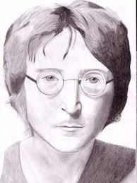 john lennon drawing by leafpoolfanxd on deviantart