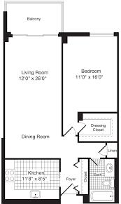 bedroom floor plans 3003 ness apartments in dc 3003 ness northwest