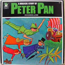 peter pan orchestra chorus musical story peter pan