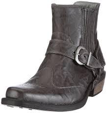 mens biker shoes mustang boots size 5 mustang 4080602 men u0027s biker boots brown 360