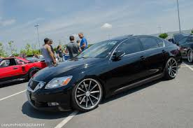 lexus gs350 slammed vossen wheel and questions on awd clublexus lexus forum discussion
