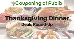 thanksgiving dinner deals up make your shopping list here