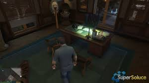 bureau gta 5 l enquête mystère de michael soluce grand theft auto v supersoluce