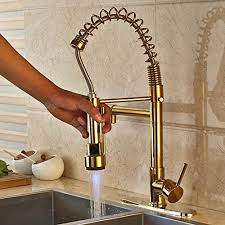 gold kitchen faucet best kitchen faucet reviews your ultimate guide 2017