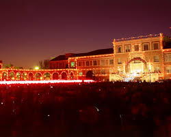 Life University Lights Events Texastech
