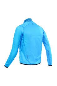 bike windbreaker jacket monton 2015 blue lightweight cycling windbreaker portable cycling