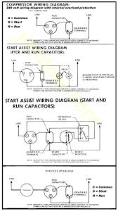 dual capacitor wiring diagram diagrams ac blower remarkable air
