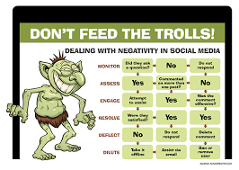 Seeking Troll How To Deal Effectively With Trolls Douglas Magazine