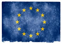 Flag Of The European Union European Union Grunge Flag