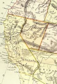 Arizona Map Us by Western United States Public Domain Maps By Pat The Free Open