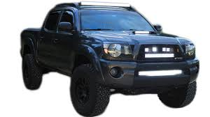 2017 tacoma light bar 2018 best led light bars for toyota tacoma